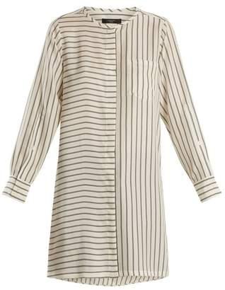 Max Mara Laerte Shirt - Womens - Cream Stripe