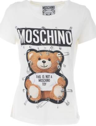 Moschino Safety Pin Bear T-shirt