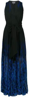 Just Cavalli leopard print gown