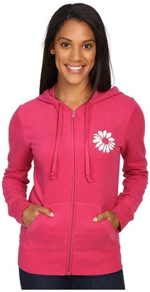 Life is good Keep It Simple Daisy Go-To Zip Hoodie $54 thestylecure.com