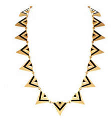 House Of Harlow Extrusion Necklace