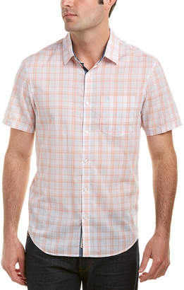 Original Penguin Heritage Slim Fit Woven Shirt
