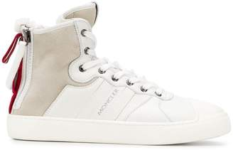 Moncler ankle lace-up sneakers