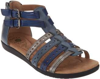 Earth Origins Leather Gladiator Sandals - Harlin