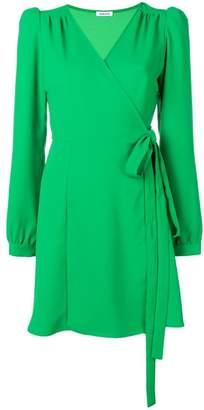 P.A.R.O.S.H. longsleeved wrap dress