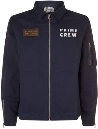 Billionaire Boys Club Astro Badge Jacket