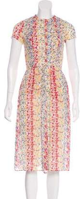 Reformation Betty Floral Romper w/ Tags