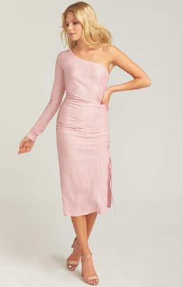 Show Me Your Mumu Ansley Dress ~ Silky Scrunch Mauve