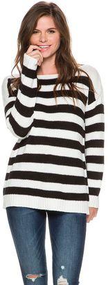 Bb Dakota Marcus Stripe Sweater $83.95 thestylecure.com
