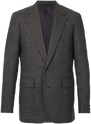 Kolor classic fitted blazer