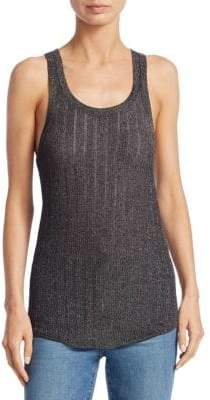 IRO Sanik Ribbed Tank Top