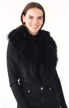 Florence Bridge Sale! Cosima Collar (black)