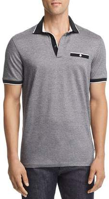 Ted Baker Overt Oxford Regular Fit Polo - 100% Exclusive