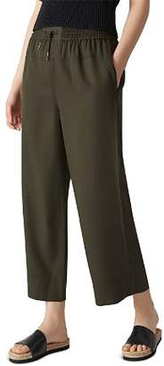 Whistles Casual Cropped Pants