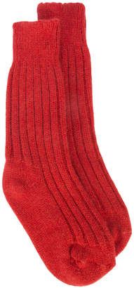 cashmere Yosemite socks