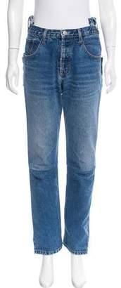 Vetements 2016 High-Rise Jeans