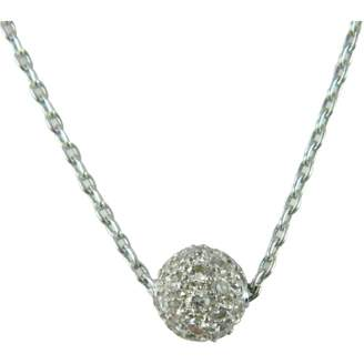 Chopard White Gold Necklace