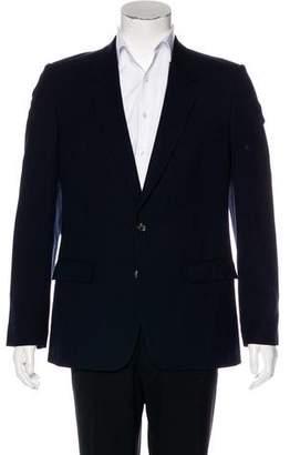 Maison Margiela Wool Two-Button Blazer