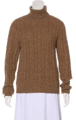 Lauren Ralph Lauren Turtle Neck Wool Sweater