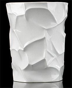 Umbra U+ Collection Crinkle Waste Can