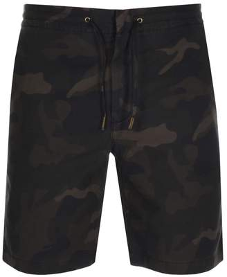 Barbour Bay Shorts Khaki