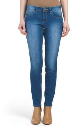 Booty Enhancing Slim Skinny Jeans