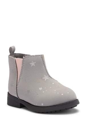 Osh Kosh OshKosh Daria Star Print Ankle Boot (Toddler & Little Kid)