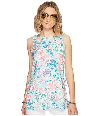 Lilly Pulitzer Donna Tunic Top