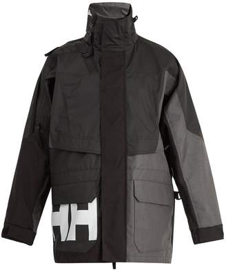 Helly Hansen GMBH X contrast-panel technical parka