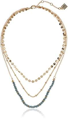 Laundry by Shelli Segal Layered Bead Necklace
