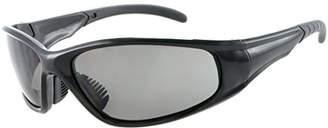Coleman Unisex-Adult Ranger Safety Glasses CS7000 Wrap Sunglasses