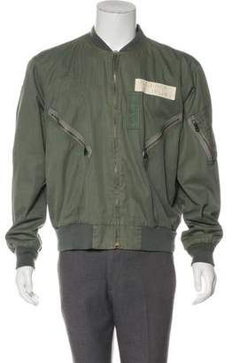Polo Ralph Lauren Embroidered Tiger Bomber Jacket