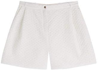 Marina Hoermanseder Embroidered Shorts