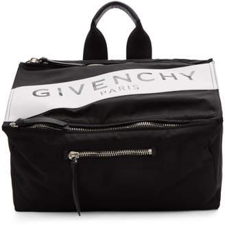 Givenchy Black Paris Pandora Messenger Bag