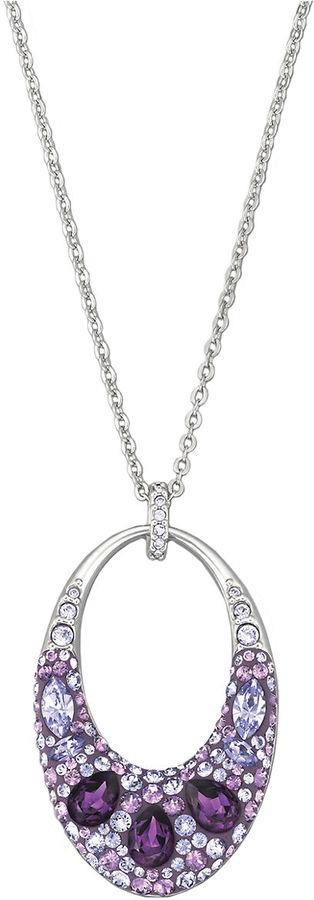Swarovski Vividness Pendant Necklace