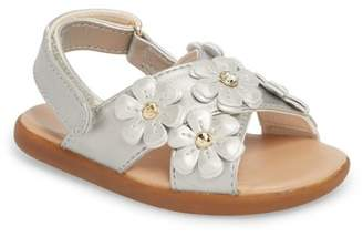 UGG Allairey Leather Sandal (Baby & Toddler)