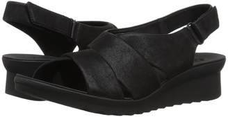 Clarks Caddell Petal Women's Wedge Shoes