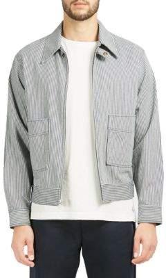 Kent & Curwen Dulford Stripe Jacket