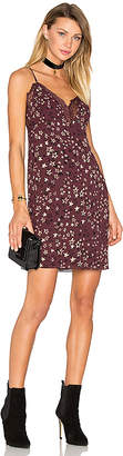 House of Harlow 1960 x REVOLVE Lee Dress in Plum $160 thestylecure.com