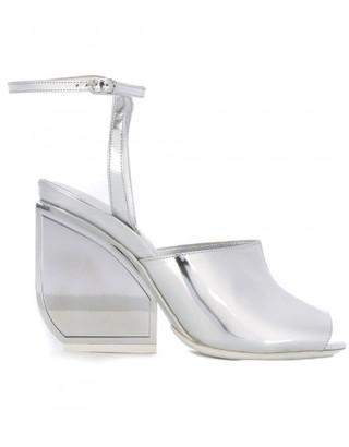 Maison Margiela peep toe sandals $1,645 thestylecure.com