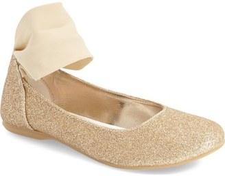 Primigi 'Ginni' Ankle Strap Flat (Toddler, Little Kid & Big Kid) $73.95 thestylecure.com