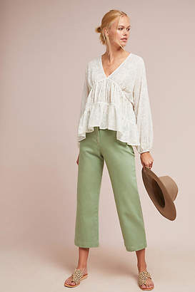 Central Park West Mystic Peasant Top