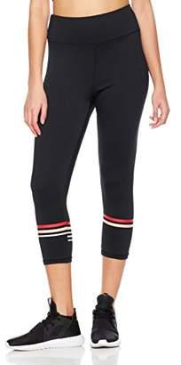Goodsport Women's Sweat-Wicking Fitted Capri Leggings M
