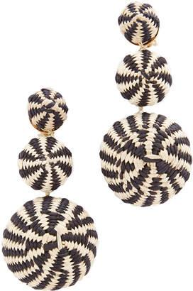 Mercedes Salazar Fiesta Tropical Earrings