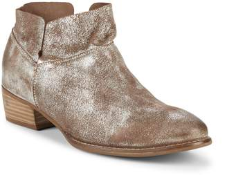 Seychelles Snare Leather Ankle Boots