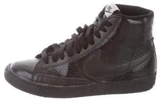 Nike Blazer Premium High-Top Sneaker