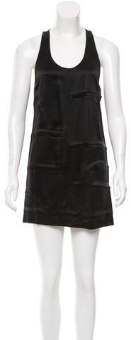Alexander WangAlexander Wang Silk Mini Dress