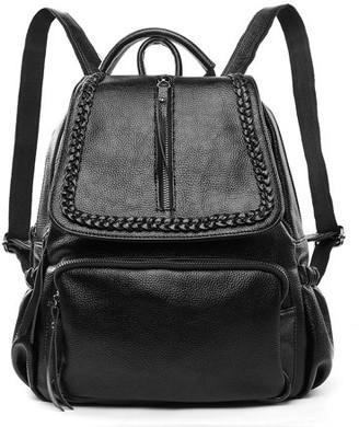 Chloé Vangoddy Women's Fashion Geniune Leather Backpack and Crossbody Bag