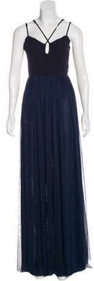 Keepsake Sleeveless Evening Dress