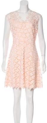 Mara Hoffman Guipure Mini Dress